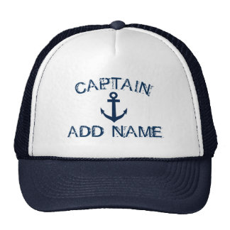 Nautical Hats