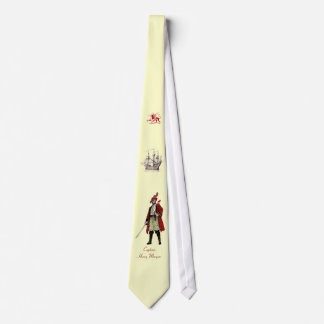 Captain Henry Morgan Tie