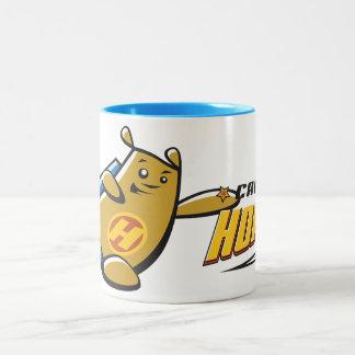 Captain Hope Hero Two-Tone Mug