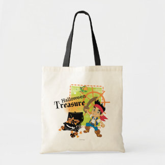 Captain Jake | Halloween Treasure Tote Bag