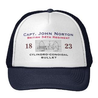 Captain John Norton Cap