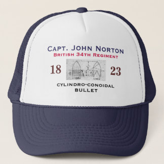 Captain John Norton Trucker Hat
