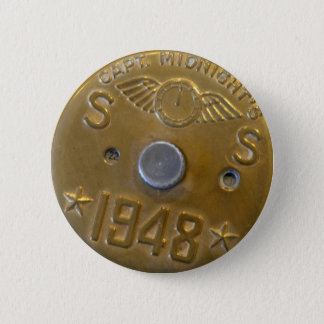 Captain Midnight Decoder Badge 1948