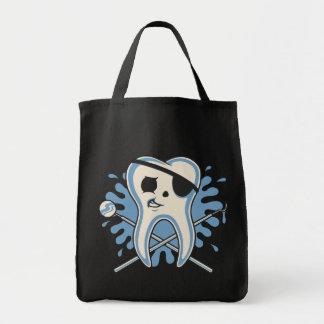 Captain Mol-Arrrr! Canvas Bag
