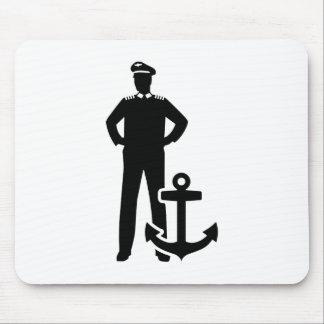 Captain Mouse Pad