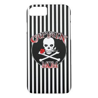 Captain Mum iPhone 7 Case