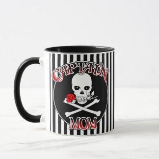 Captain Mum Mug