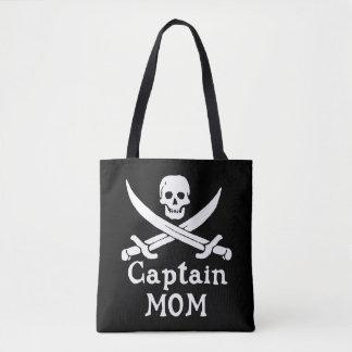 Captain Mum Tote Bag