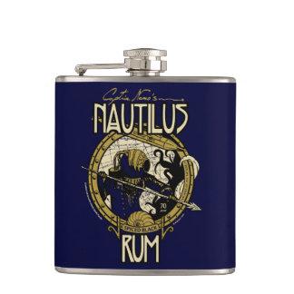 Captain Nemo's Nautilus Rum flask
