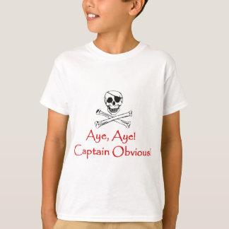 Captain Obvious T-Shirt