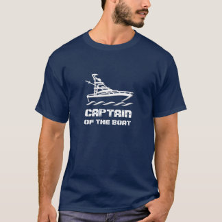 Captain of the Boat T-Shirt