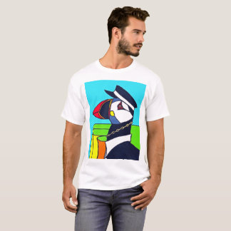 Captain Puffin T-Shirt