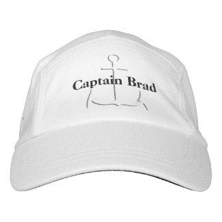 Captain Sailor Anchor Custom Hat