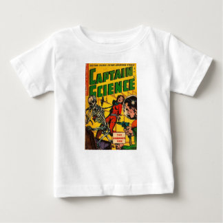 Captain Science Baby T-Shirt