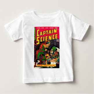 Captain Science -- Vampires: Truth or Fiction? Baby T-Shirt