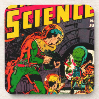 Captain Science -- Vampires: Truth or Fiction? Coaster