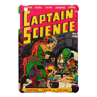 Captain Science -- Vampires: Truth or Fiction? iPad Mini Cases