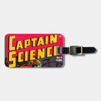 Captain Science -- Vampires: Truth or Fiction? Luggage Tag