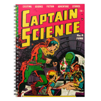 Captain Science -- Vampires: Truth or Fiction? Notebooks