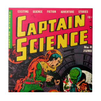 Captain Science -- Vampires: Truth or Fiction? Tile