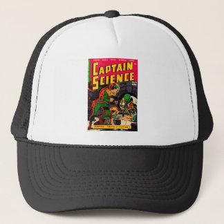 Captain Science -- Vampires: Truth or Fiction? Trucker Hat