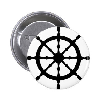captain ship steering wheel pins