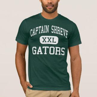Captain Shreve - GATORS - High - Shreveport T-Shirt