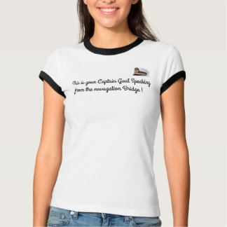 Captain Speak T-Shirt