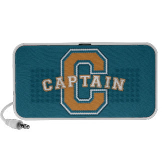 Captain iPod Speakers