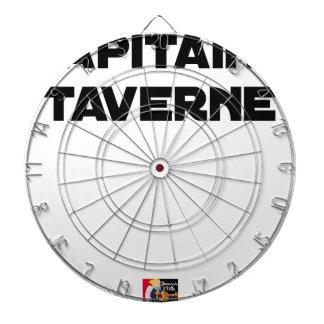 CAPTAIN TAVERN - Word games - François City Dartboard