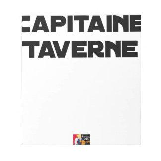 CAPTAIN TAVERN - Word games - François City Notepad