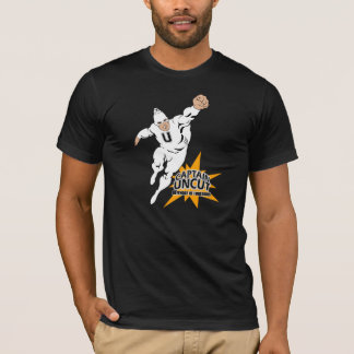 Captain Uncut (front) T-shirt