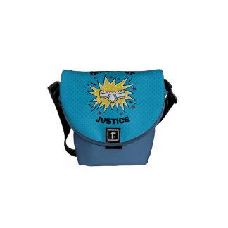 Captain Underpants | Briefs of Justice Commuter Bag