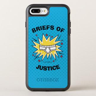 Captain Underpants | Briefs of Justice OtterBox Symmetry iPhone 8 Plus/7 Plus Case