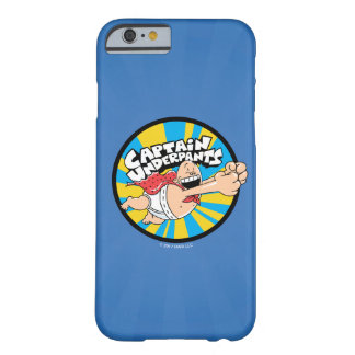 Captain Underpants   Flying Hero Badge Barely There iPhone 6 Case