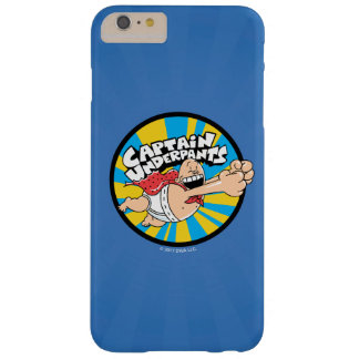 Captain Underpants   Flying Hero Badge Barely There iPhone 6 Plus Case