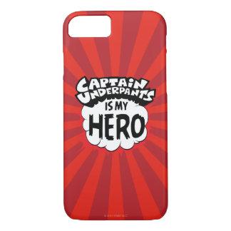 Captain Underpants | My Hero iPhone 8/7 Case