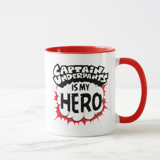 Captain Underpants | My Hero Mug