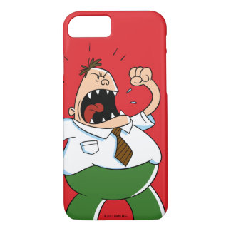 Captain Underpants | Principal Krupp Yelling iPhone 8/7 Case