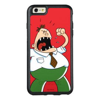 Captain Underpants   Principal Krupp Yelling OtterBox iPhone 6/6s Plus Case