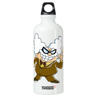 Captain Underpants | Professor Poopypants Water Bottle