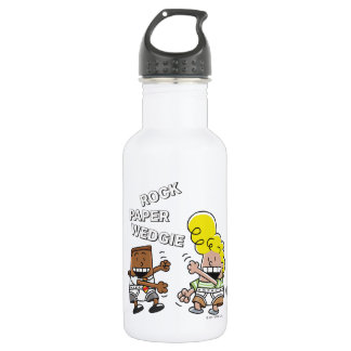 Captain Underpants | Rock Paper Wedgie 532 Ml Water Bottle
