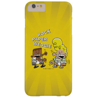 Captain Underpants | Rock Paper Wedgie Barely There iPhone 6 Plus Case