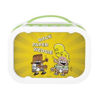 Captain Underpants | Rock Paper Wedgie Lunchboxes