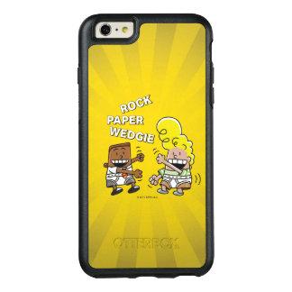 Captain Underpants   Rock Paper Wedgie OtterBox iPhone 6/6s Plus Case