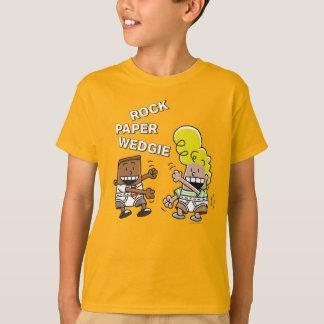 Captain Underpants | Rock Paper Wedgie T-Shirt