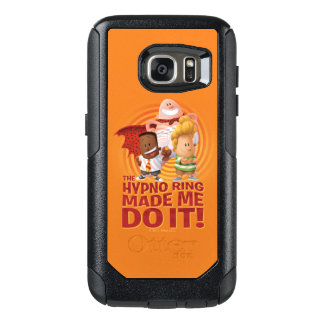 Captain Underpants | The Hypno Ring Made Me Do It OtterBox Samsung Galaxy S7 Case