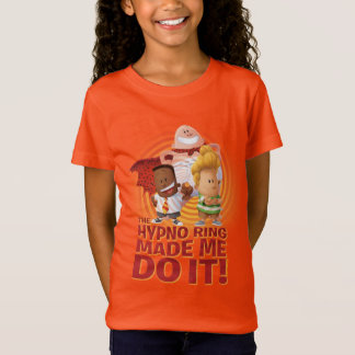Captain Underpants | The Hypno Ring Made Me Do It T-Shirt