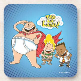 Captain Underpants | Tra-La-Laaaa! Coaster