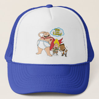 Captain Underpants | Tra-La-Laaaa! Trucker Hat